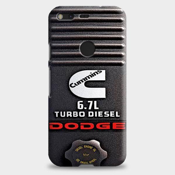 Dodge Cummins Turbo Diesel Google Pixel XL 2 Case | casescraft