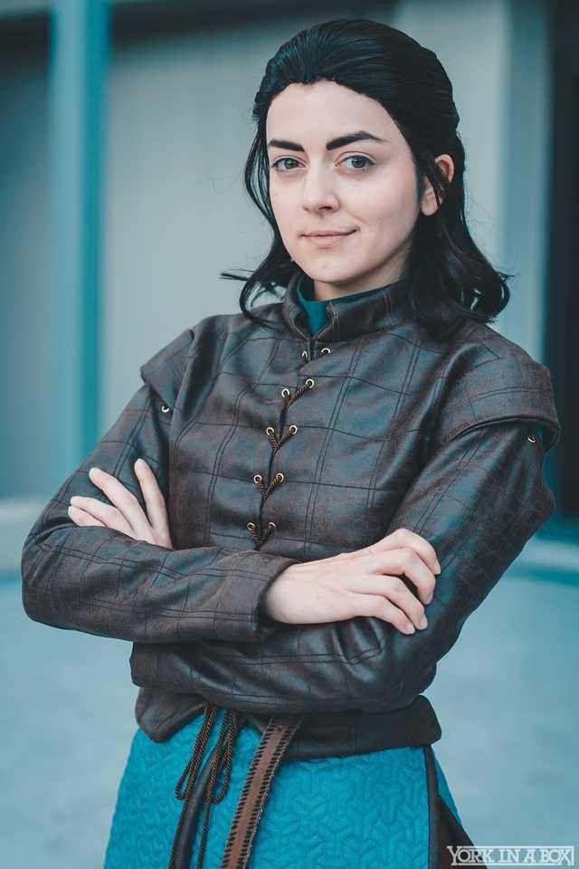 Arya Season 7 By Arya Stark Cosplay Arya Stark Costume Cosplay