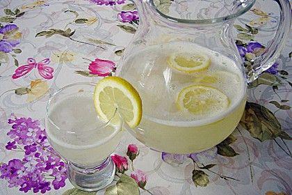 Amerikanische Zitronenlimonade (Rezept mit Bild) von Pumpkin-Pie | Chefkoch.de
