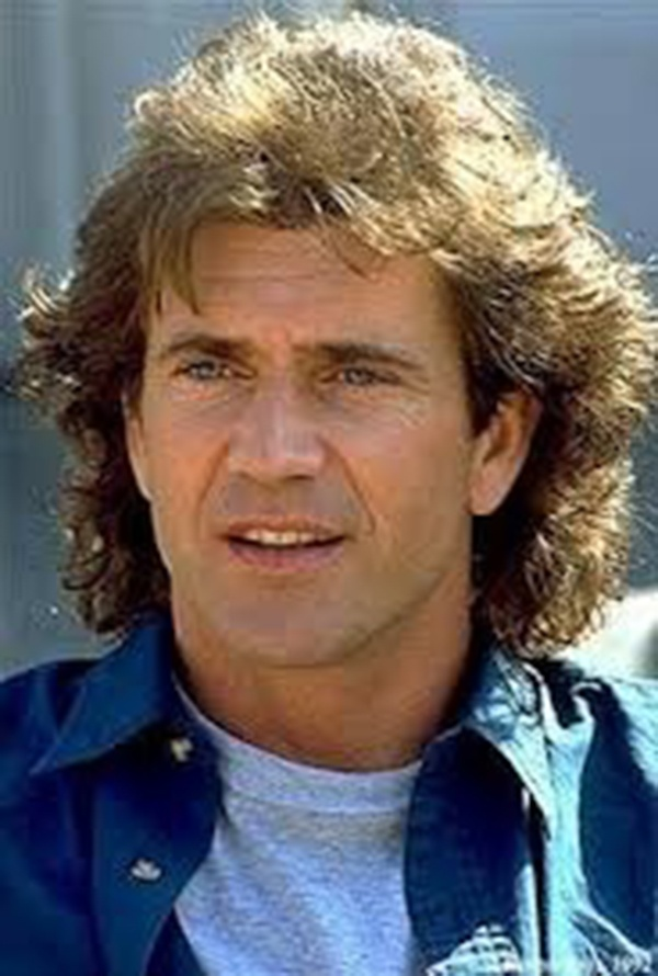 Mel Gibson - before he went, uh, weird
