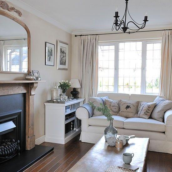 Purple And Cream Living Room Ideas