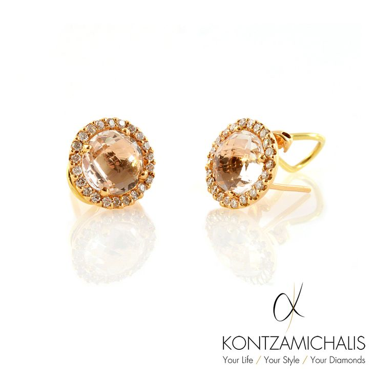 An exquisite piece of jewellery available by #KontzamichalisJewellery. We custom make all of our pieces with lots of love and care. Are you ready to impress?
