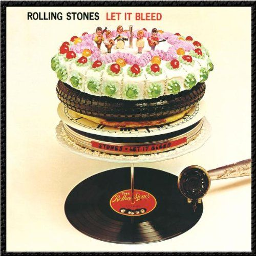 Image detail for -... Album Cover, The Rolling Stones Let It Bleed CD Cover, The Rolling