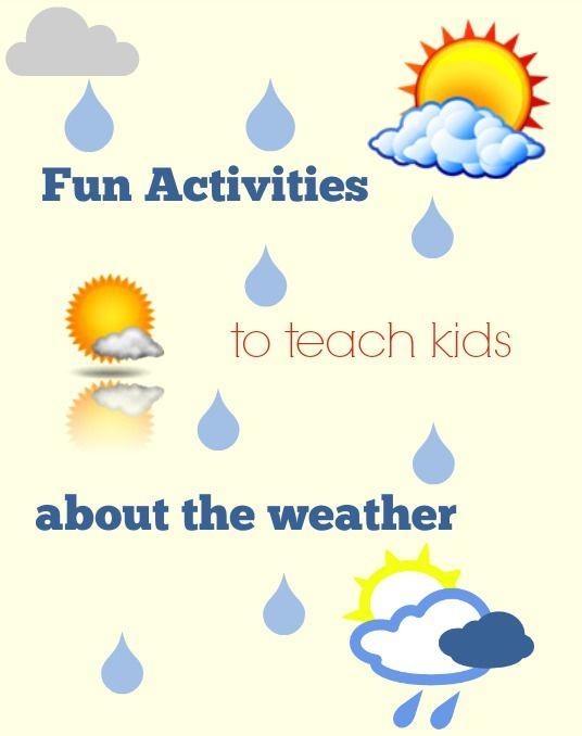 8 Best Weather Activities For Kids