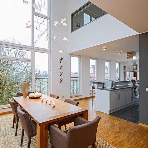 Beautiful loftlike apartment in Hamburg Wohnung, Haus