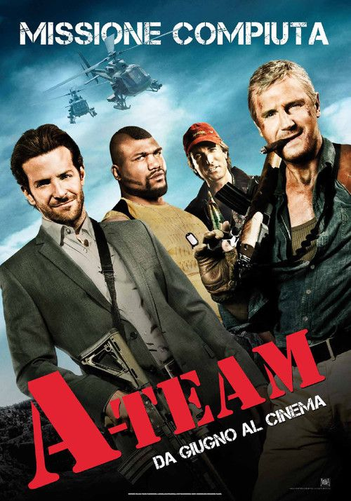 Watch->> The A-Team 2010 Full - Movie Online