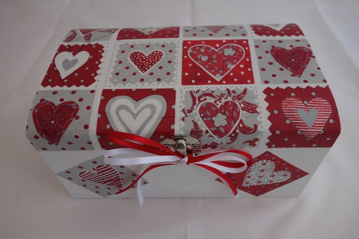 A personal favourite from my Etsy shop https://www.etsy.com/uk/listing/512625848/patchwork-heart-design-decoupage-wooden