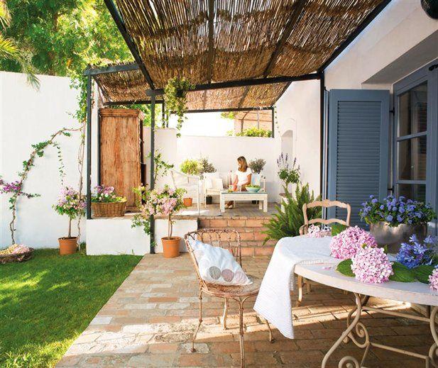 Las 25 mejores ideas sobre porches r sticos en pinterest y Paginas de decoracion de casas