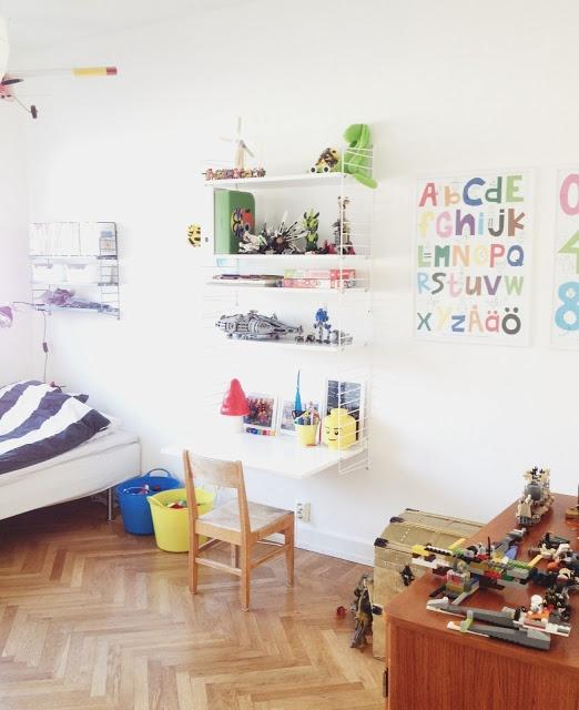 #Barnrummet / Room for chilrden