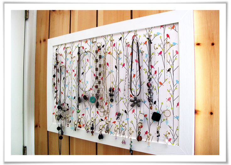 jewlery hanger