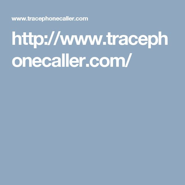 Using this trace mobile phone number tool to find mobile phone number or phone mobile number search and find owner name and location very easily. Are you searching for help that would enable you trace phone number location or an unknown phone caller or a reverse phone number lookup service. Visit us our website - http://www.tracephonecaller.com/ Invite