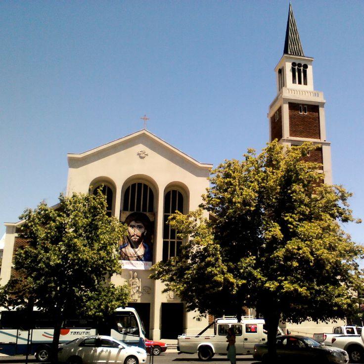 Catedral de Talca.