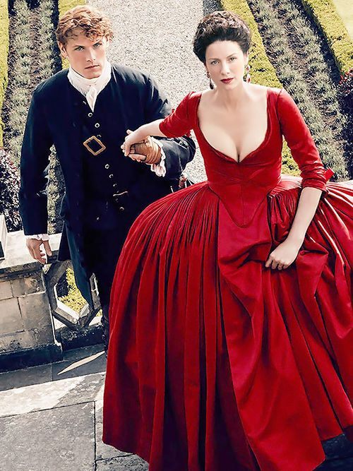 This fanblog is dedicated to the beautiful couple Jamie & Claire from the Outlander series by Diana...