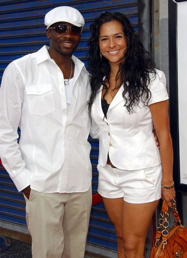Perfect Partners    Actor Derek Luke has been married to his wife Sophia Adella for 13 years.