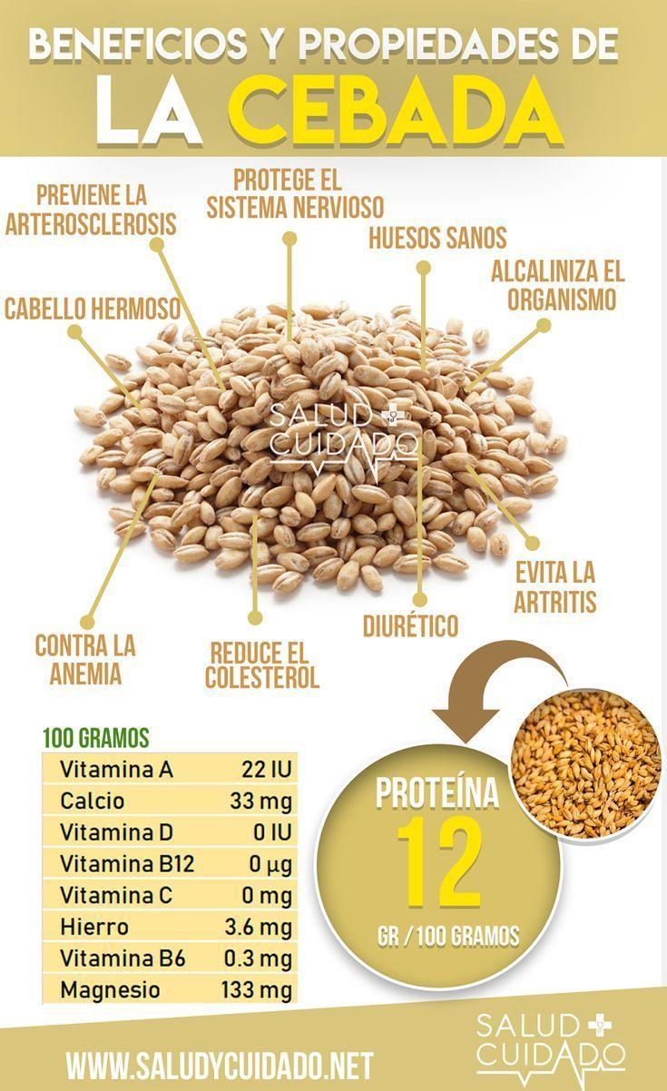 cebada vs arroz para la diabetes