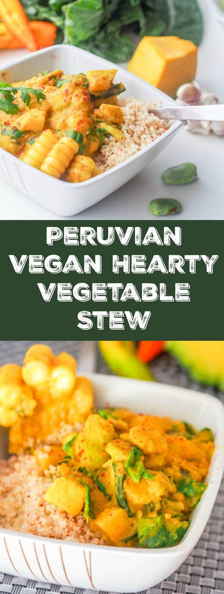 ideas about Vegetable Stew Stew, Vegan
