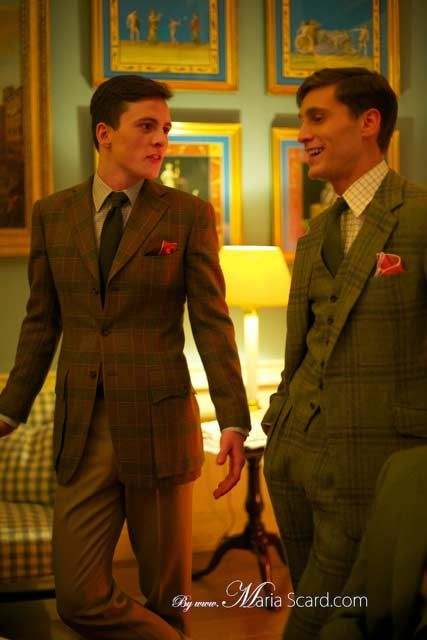 Savile Row – London Collections Men 2013