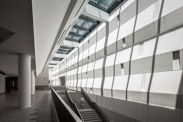 Gallery - Stephen Riady Centre / DP Architects - 1