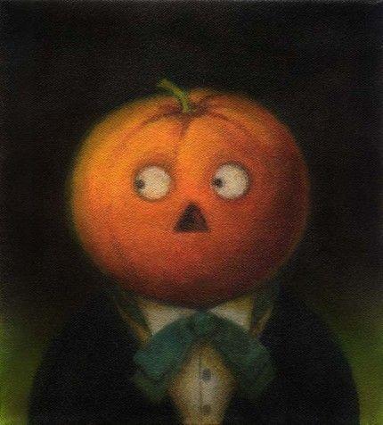 Fall, autumn, October, pumpkin, spooky