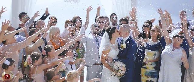 Wedding in Santorini Greece | Nancy & Ryan | Wedding Teaser by Phosart