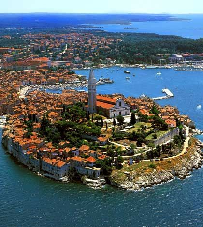 Istria is known for bare cliffs and lovely lagoons, vast pebbled beaches and deep in the country expanding fjords, an ancient amphitheater and overwhelming nature parks, vibrant cities and pristine forests, exciting diving and well-kept vineyards.