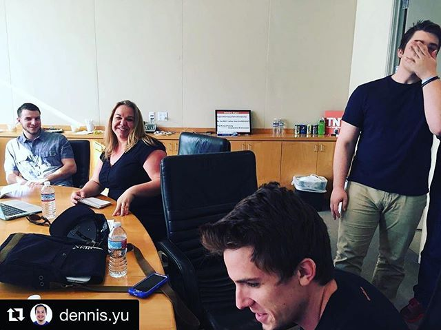 When you're surrounded by amazing people, you're bound to be inspired and have fun in the process! --- #Repost @dennis.yu ・・・