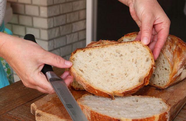 Nem vagyok mesterszakács: Házi kenyérsütés