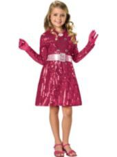 Girls Sequin Jacket Sharpay Costume - Party City