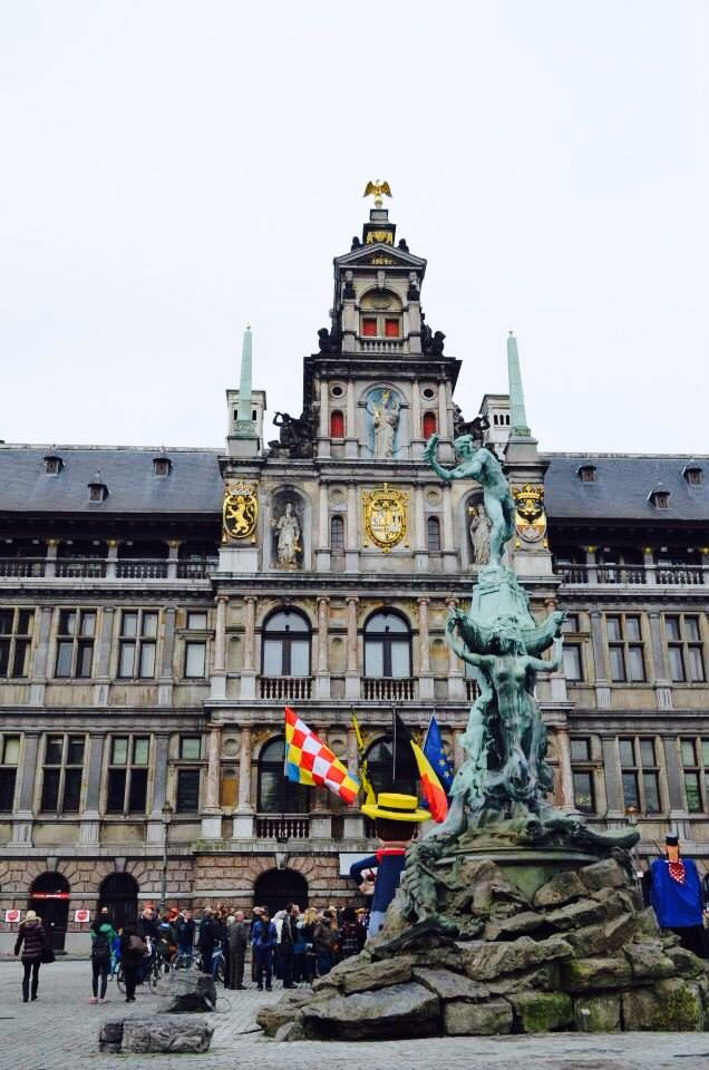 Antwerp Grote Markt (Main Square)