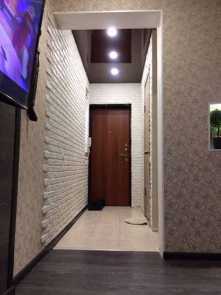 2х комнатная хрущёвка
