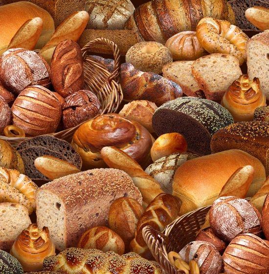 395-multi, Food Festival, Fabric Collections, Elizabeth's Studio LLC