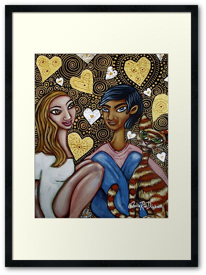 Get framed prints of Sweet Like Chocolate by Cherie Roe Dirksen in 3 different sizes, starting at $133.00 #art #framedprints