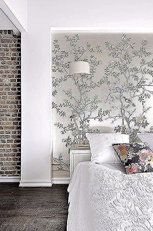From Floral Backdrops To Contemporary Graphic Motifs Dress Your Bedroom Walls With These Bedroom Wallpaper In 2020 Wallpaper Bedroom Bedroom Wall Beautiful Wallpapers