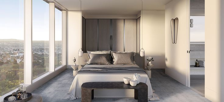85 spring street bedroom