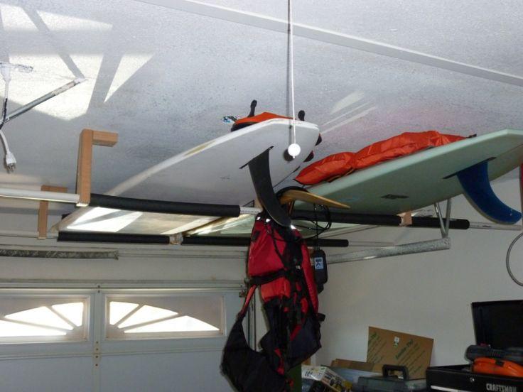 54 Best Paddle Board Storage Images On Pinterest Kayak