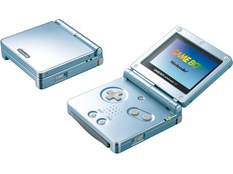 The nintendo game boy advanced sp was my first gaming device I ever got. I played a lot for the first 2 years and then I lost it somewhere in my house.