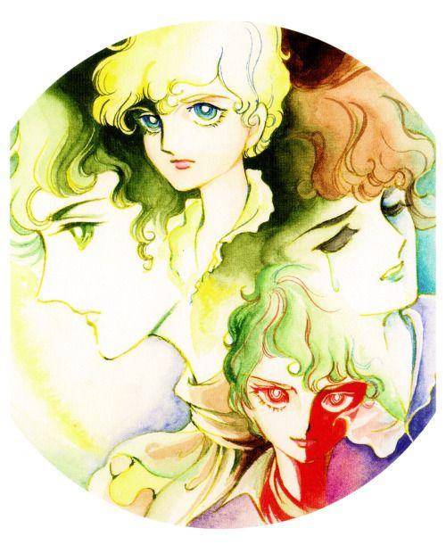 Feh Yes Vintage Manga - brickme: Poe no ichizoku – Hagio Moto