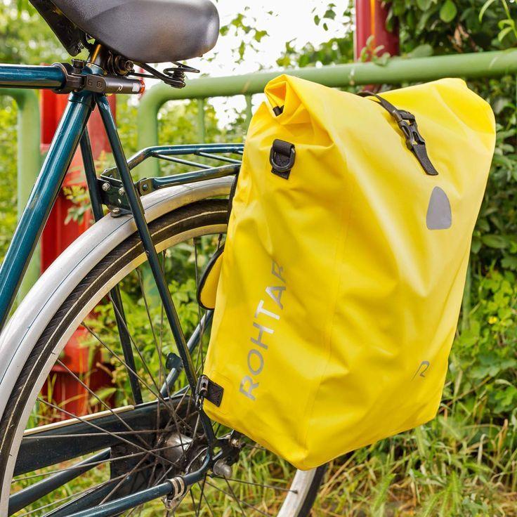 Rohtar 3in1 Fahrradtasche Wasserdicht Reflektierend Als