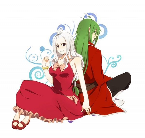 Tags: Anime, FAIRY TAIL, Mirajane Strauss, Freed Justine, Leghorn