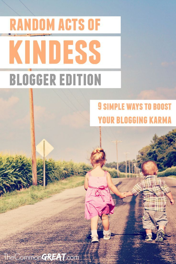 9 Simple Ways to Boost Your Blogging Karma via TheCommonGreat.com