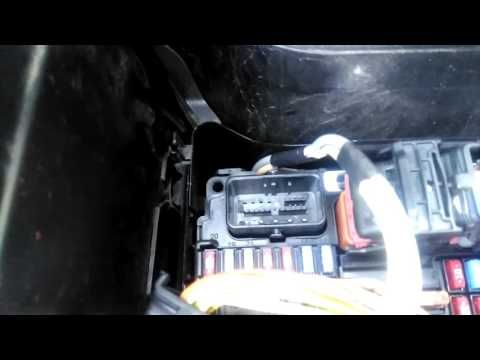 Peugeot 207 Brake system faulty/power steering faulty/abs system