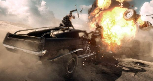 "New Mad Max ""Savage Road"" Game Trailer 