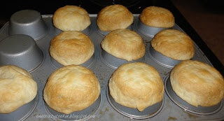 Making Mini Pie Crusts the Easy Way