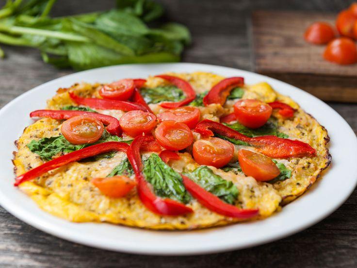 Gesunde Low-Carb-Pizza backen - mit dieser Zutat