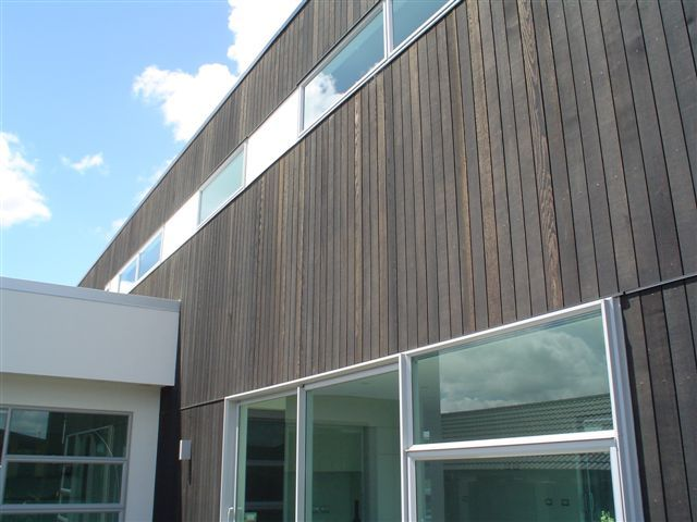 JSC Timber VertiClad - Vertical Shiplap Weatherboard Solution by JSC Timber