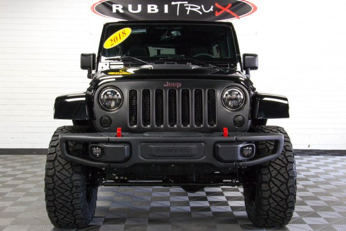 Finally Part Of The Family 2017 Jku Rubicon Recon Jeep Jeeplife