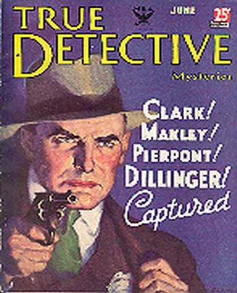 True Detective Magazine - True Detective June 2021