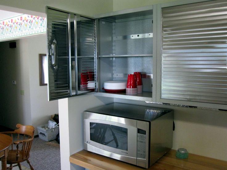 Good Stainless Steel Kitchen Cabinet!