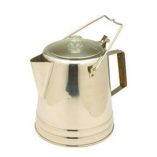 Texsport Stainless Steel Coffee Percolator >>> To view further for this item, visit the affiliate link Amazon.com.