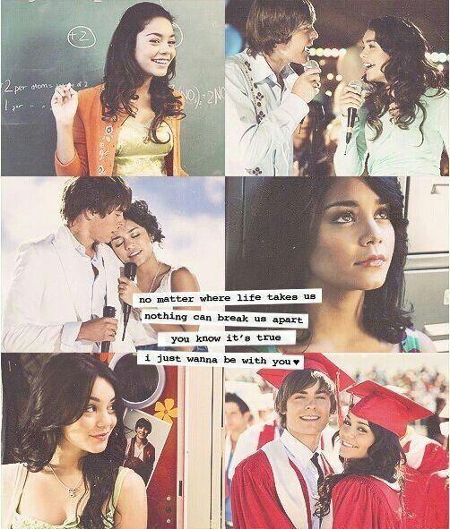 Troy & Gabriella!